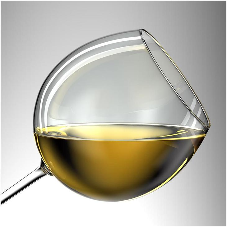 White Wine vs Red Wine Article - White Wine Glass