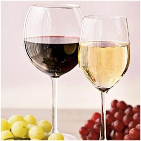 White Wine vs Red Wine Article - Wines in Glasses